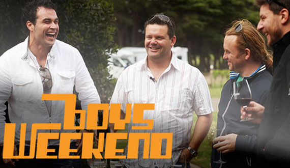 Miguel Maestre - Boys Weekend