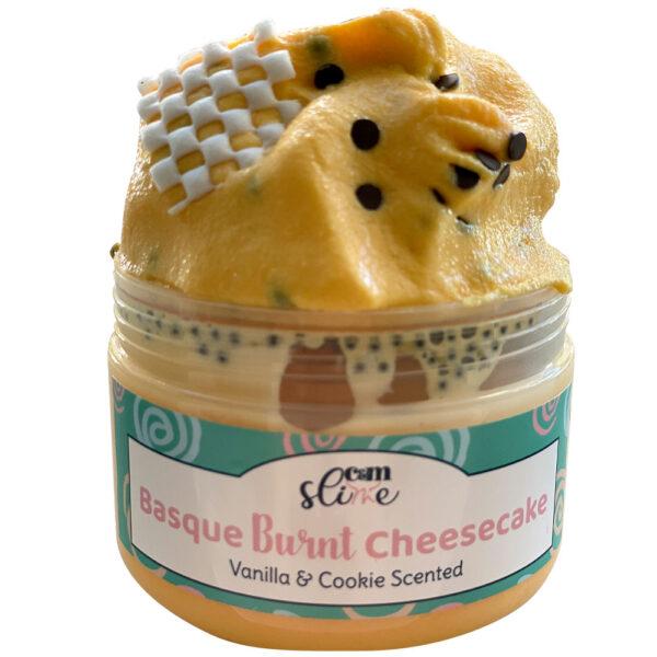 Basque Burnt Cheesecake - Vanilla & Cookie Scented