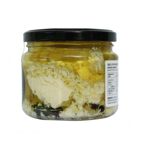 Miguel Maestre - Garlic & Thyme Marinated Fetta