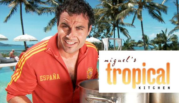 Miguel Maestre - Miguel's Tropical Kitchen