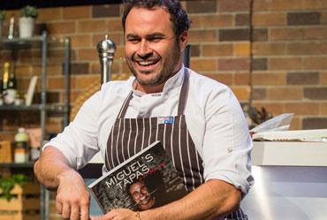 Miguel Maestre - Cookbooks