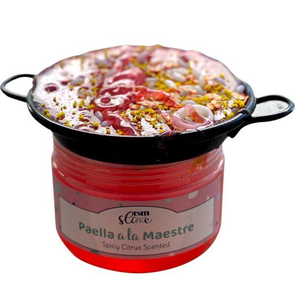 Paella a la Maestre - Spicy Citrus Scented