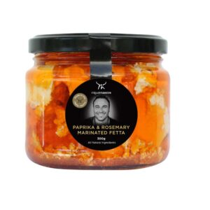 Miguel Maestre - Paprika & Rosemary Marinated Fetta